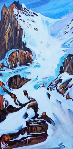 High Altitude 15 x 30 SOLD