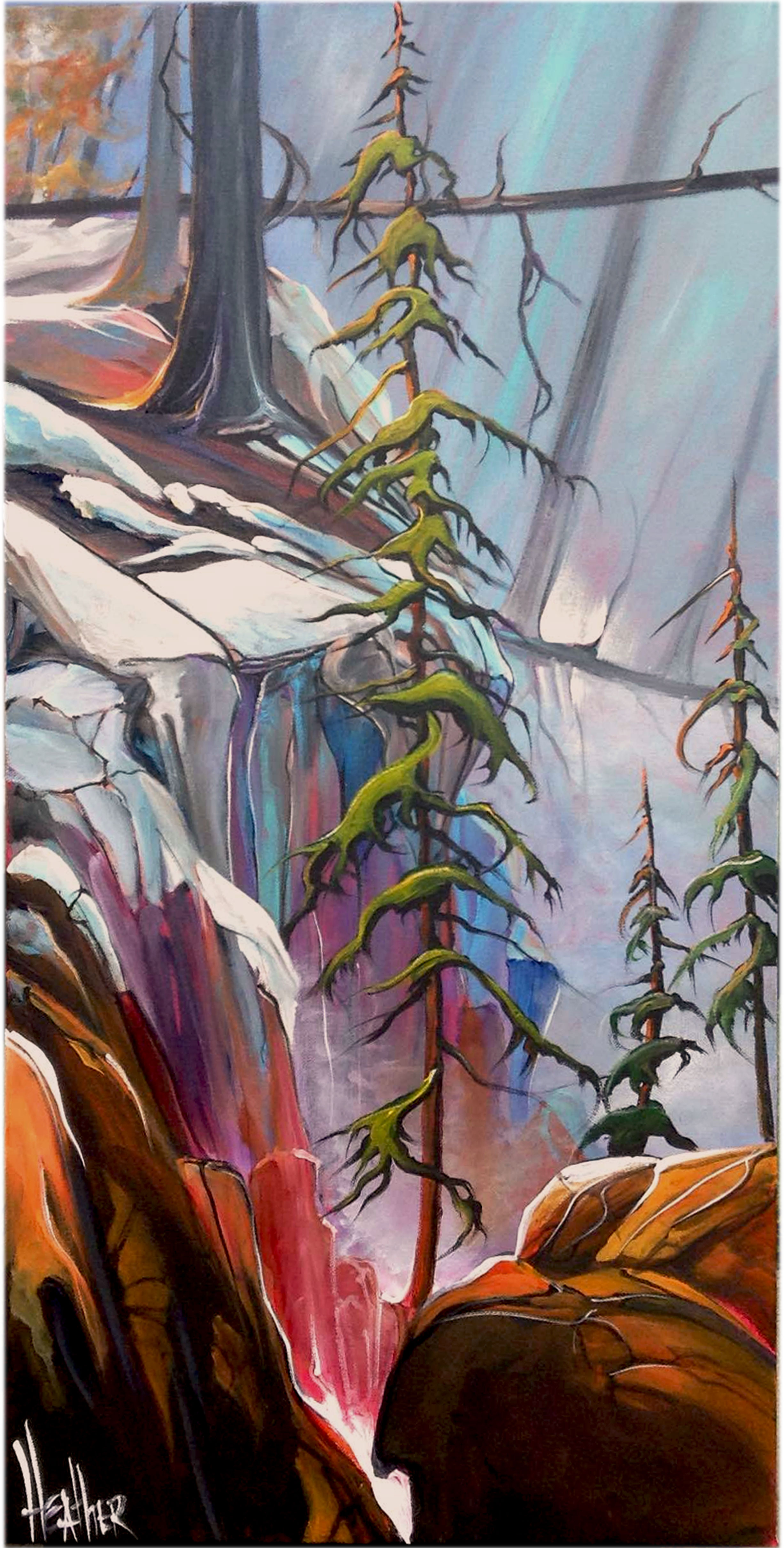 Perseverance 15 x 30...Sold