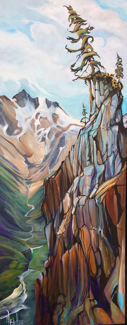 Solitary Refinement 16 x 40 SOLD