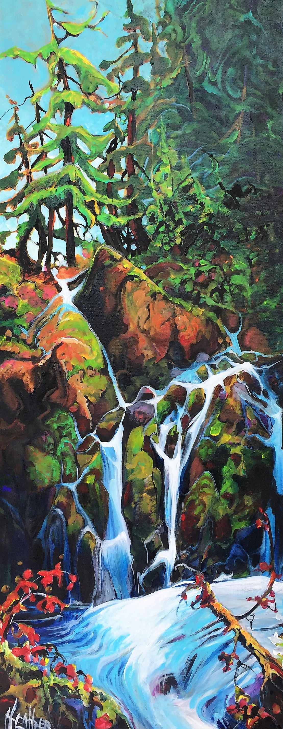Quenchasential 16 x 40 SOLD