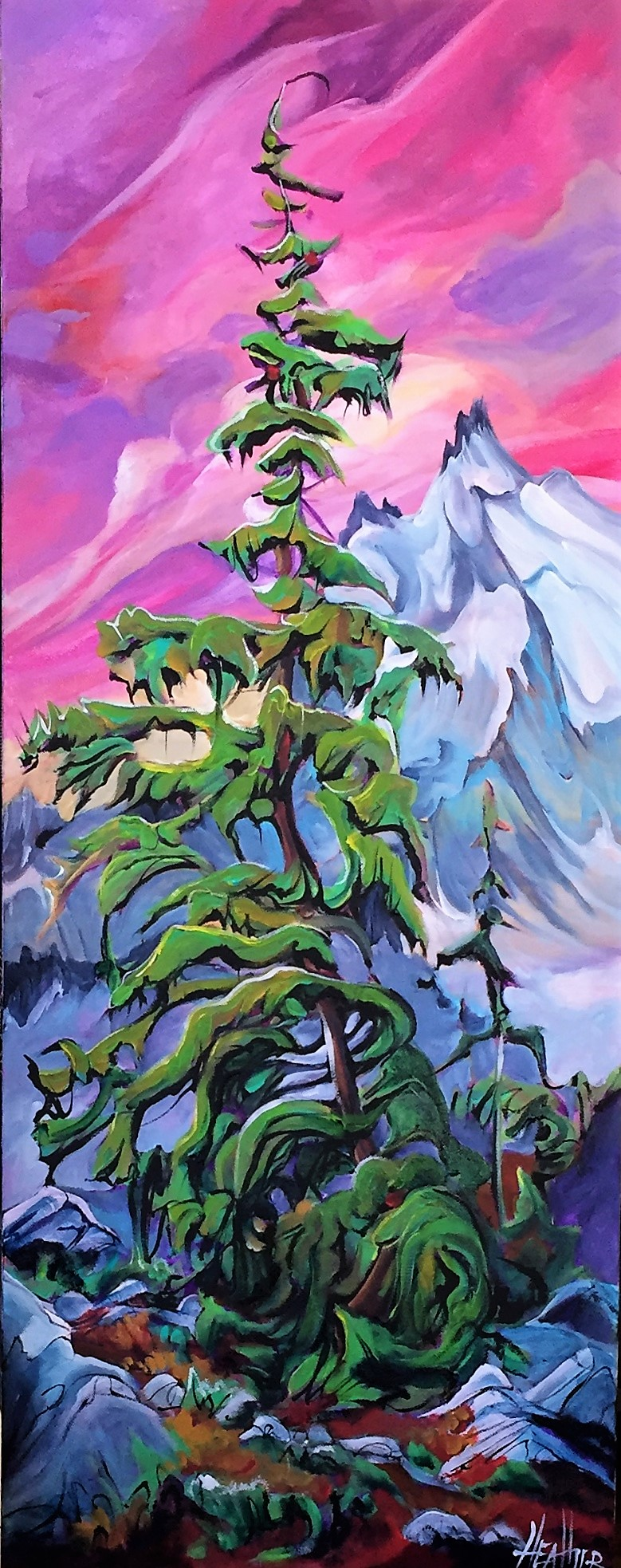 Great Heights 16 x 40 SOLD