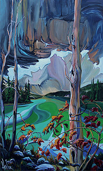 Rawson Lake Strength & Beauty SOLD