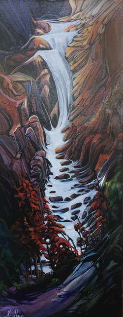 Heart of the Canyon 16 x 40 SOLD
