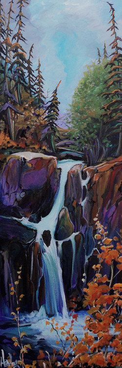Opalescent 12 X 36... SOLD