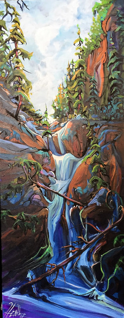 Reverence 16 x 40 SOLD