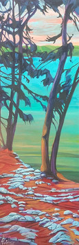 Sunny Day Hideaway 36 x 12 $1500