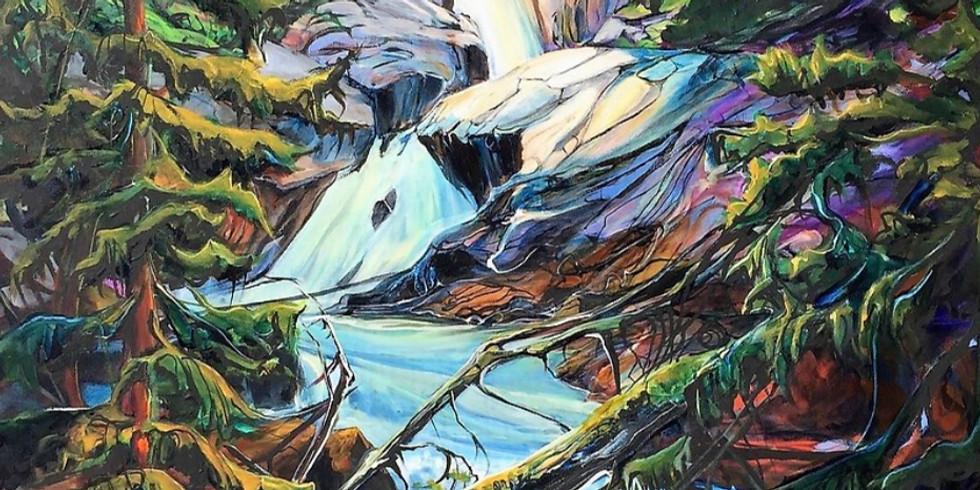 Backcountry Rocks and Streams