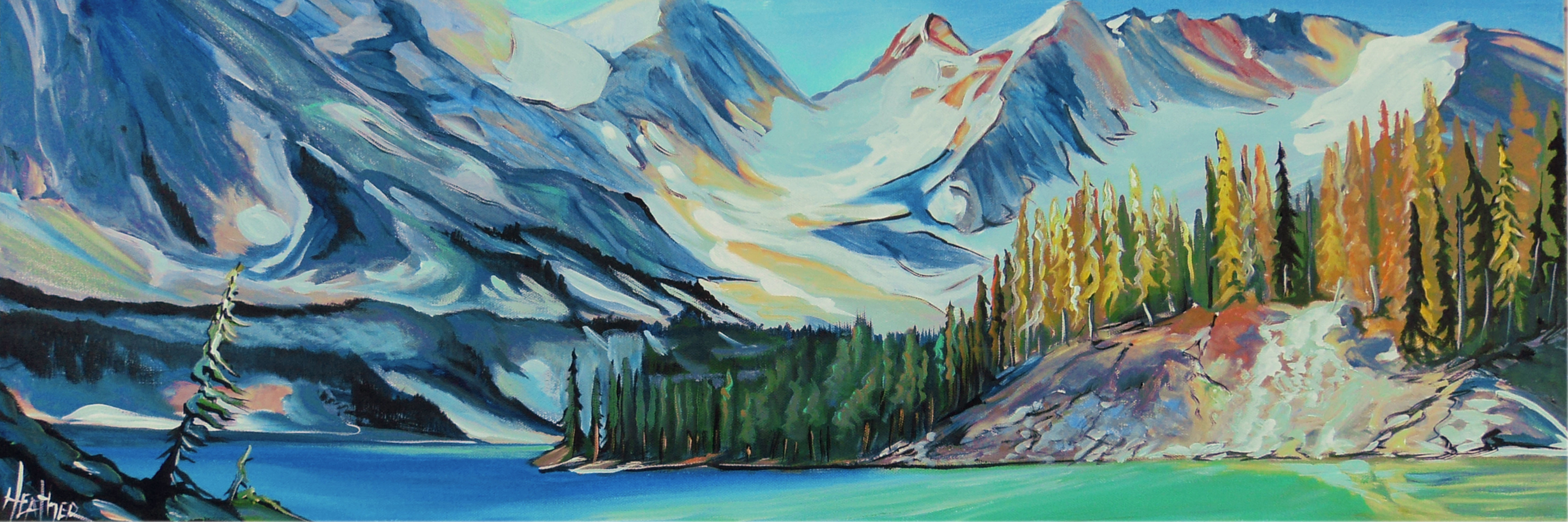Edge of Glory Revelstoke...SOLD