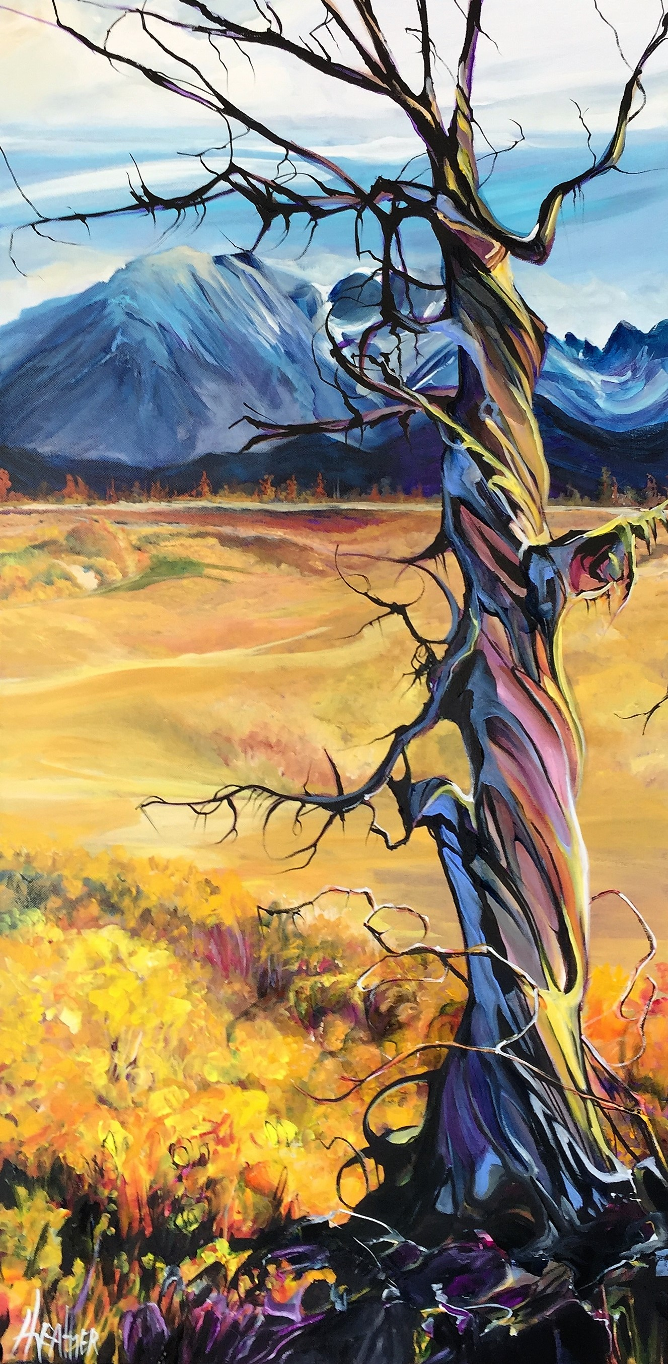 Resilience 24 x 48 SOLD