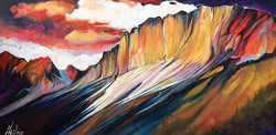 Stormy 24 x 48 SOLD