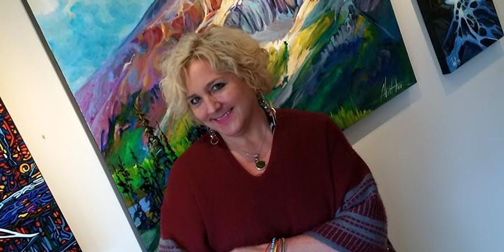 Heather Pant Master Painter Online Workshop