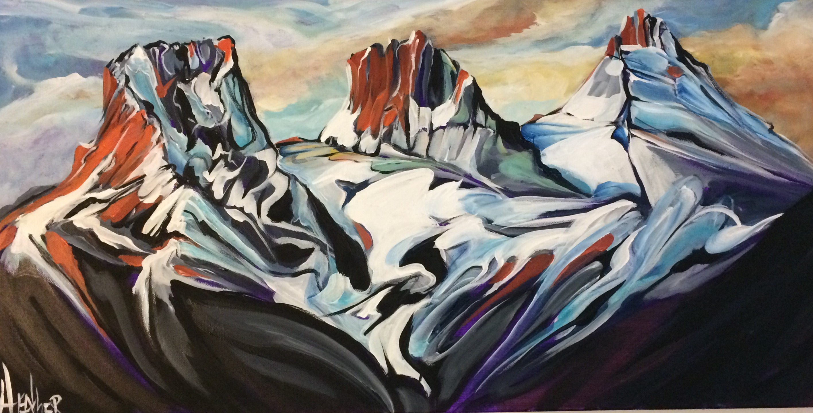 Three Sisters Royal 15 x 30