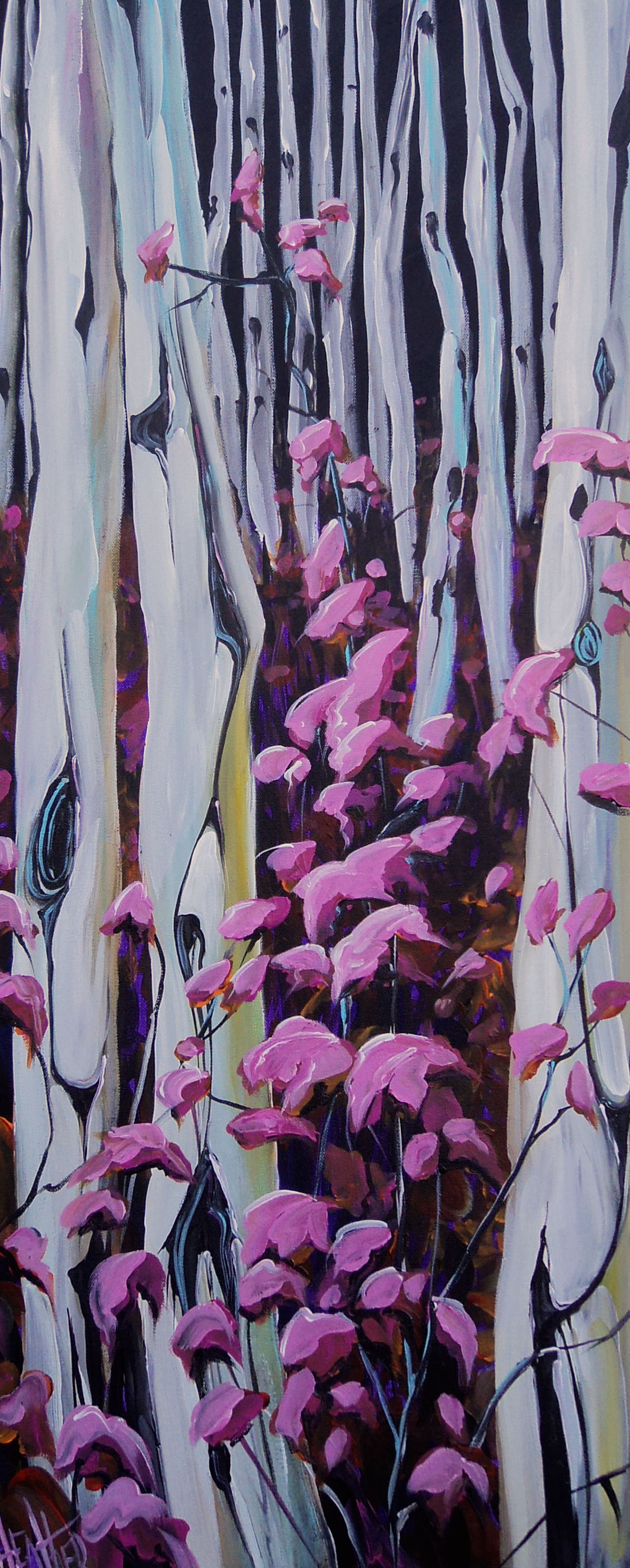 Spring Passion 16 X 40...SOLD