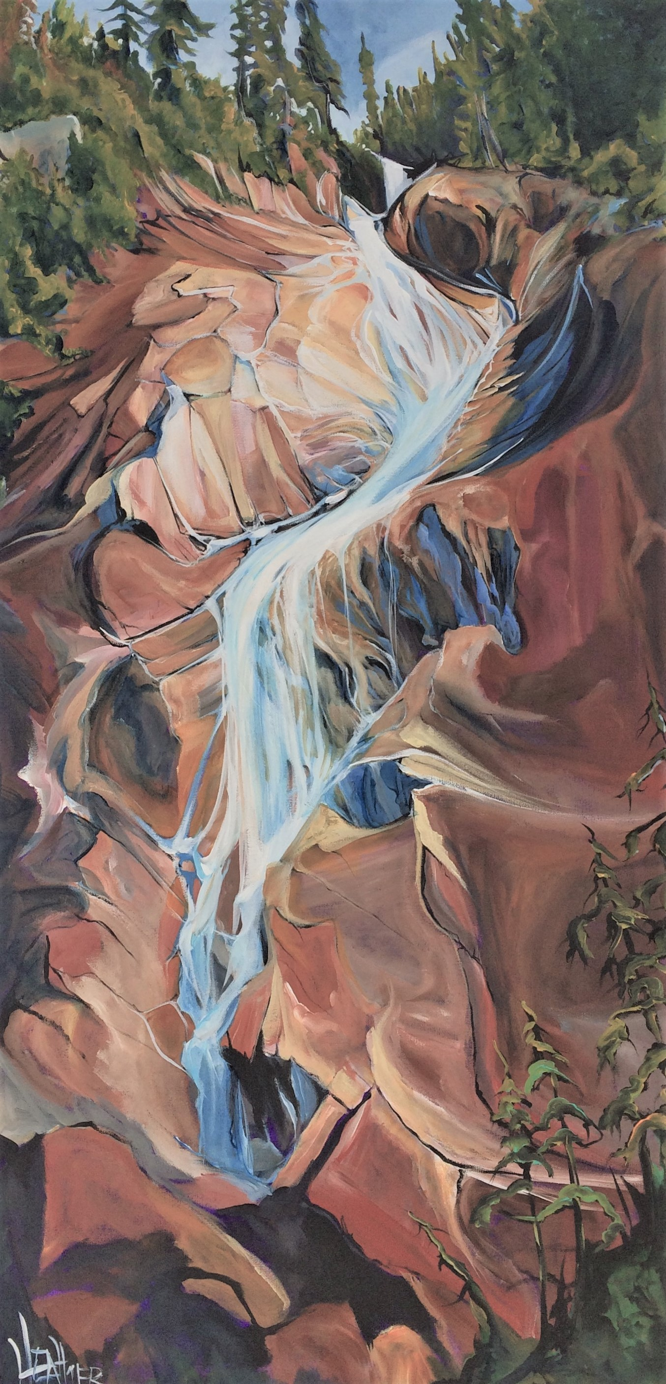 Shannon Falls Serendipity SOLD