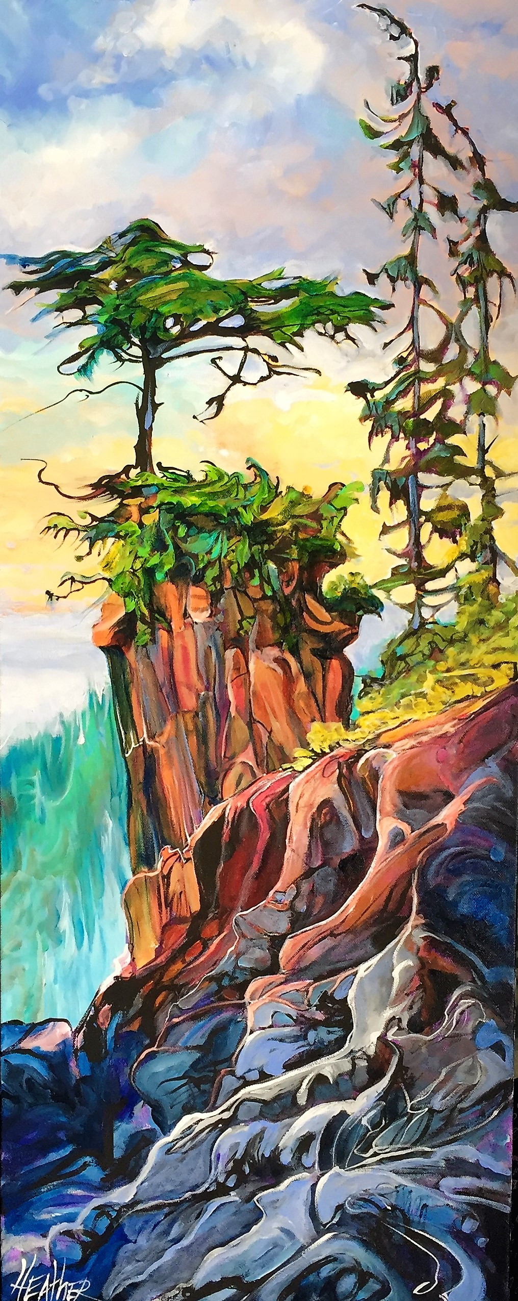 Beyond 16 x 40 SOLD