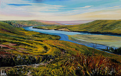 Peace River Islands 36 x 48 SOLD