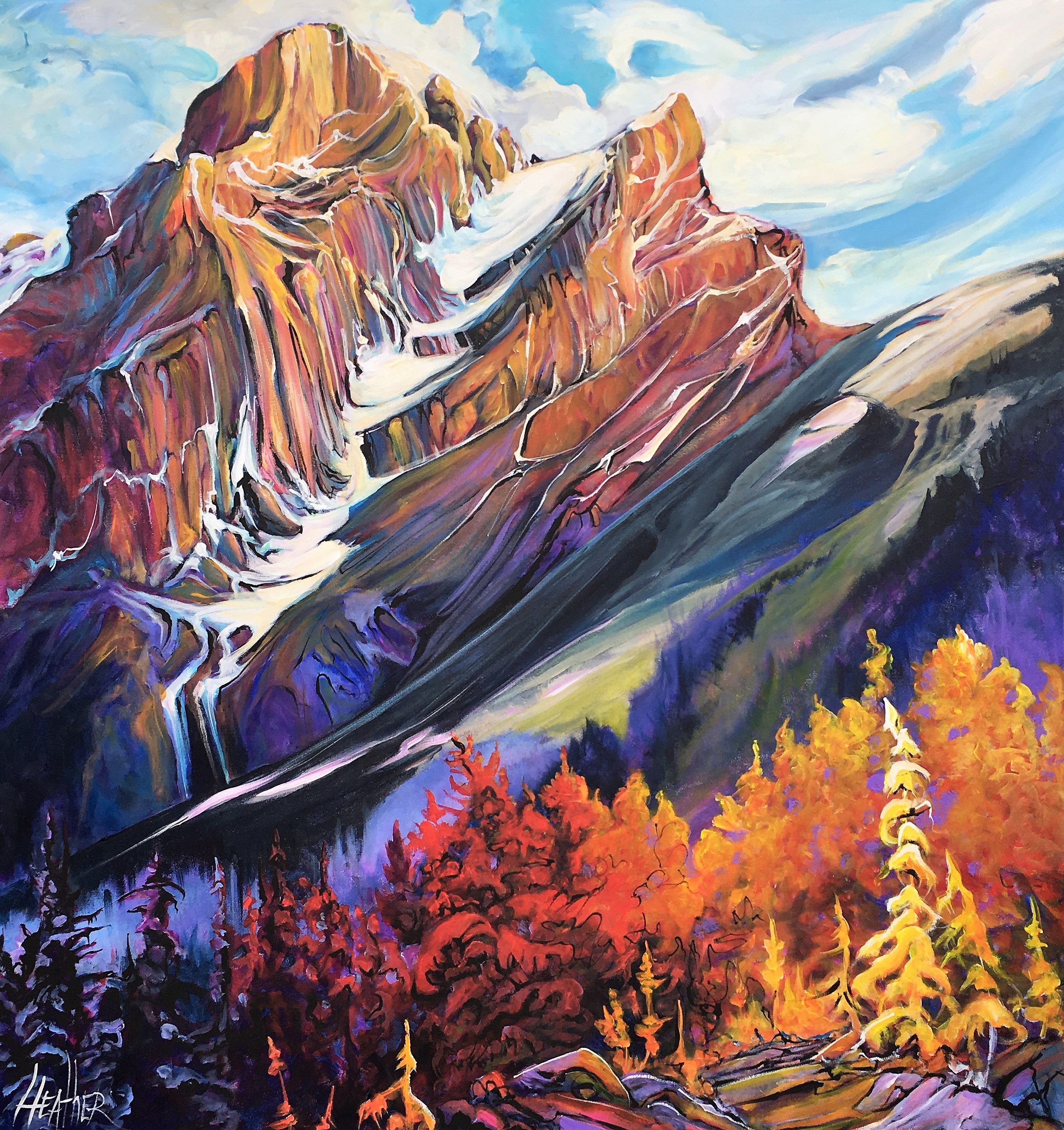 Mt. Kidd Presence of Greatness SOLD