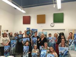 Paint a Peak Workshop