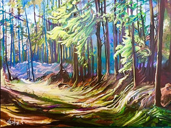 Sound of Silence 30 x 40 SOLD