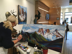 Heather Pant Painting at Avens