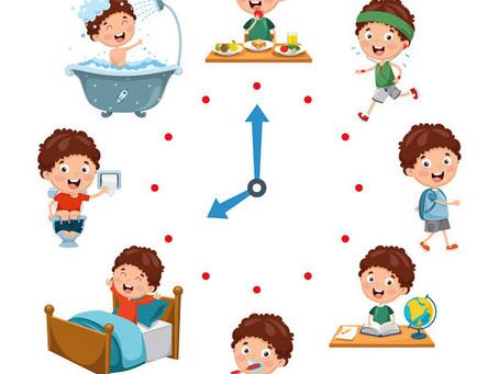 SCAFFOLDING- L'importanza della routine familiare