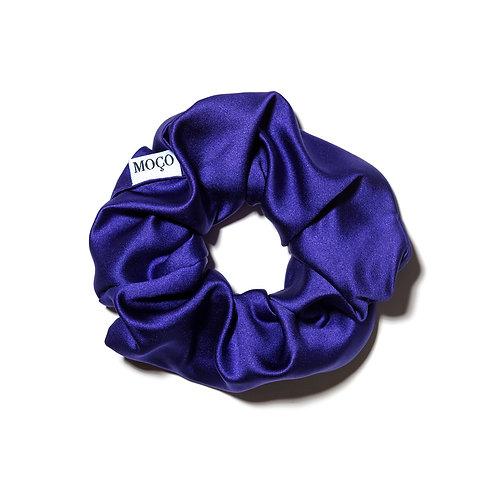 Purple Luxe Scrunchie