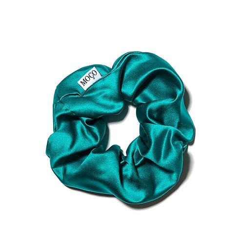 Sea Foam Luxe Scrunchie