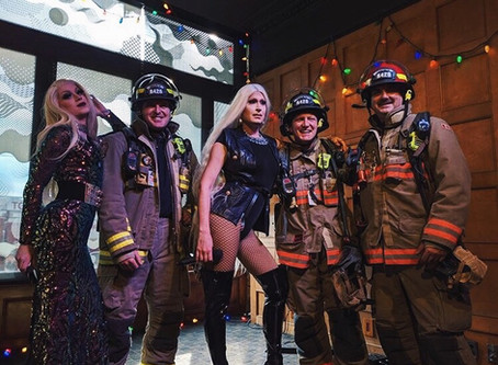 CityNews / Drag Queens take advantage of fire alarm