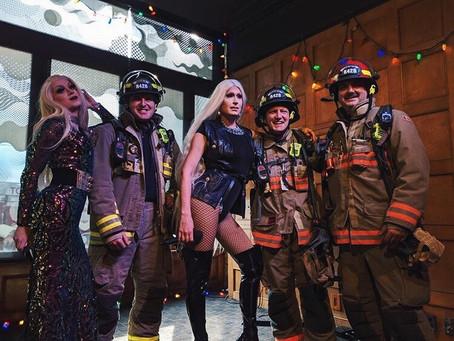 CityNews / Drag Queens take advantage of fire alarm