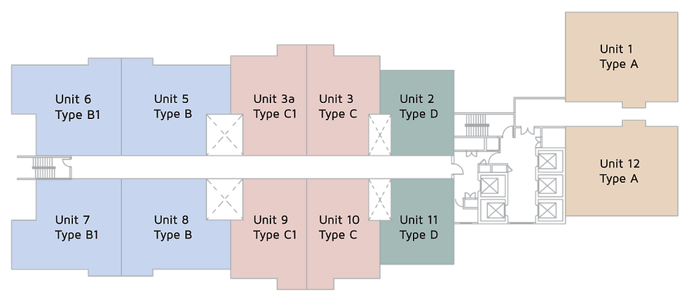 Aston Acacia Floor Plan