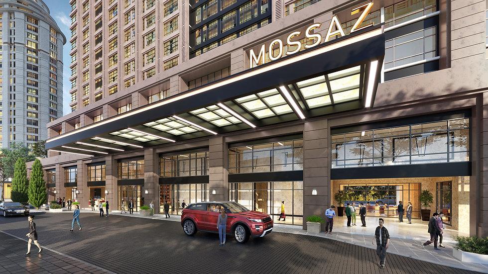 Mossaz