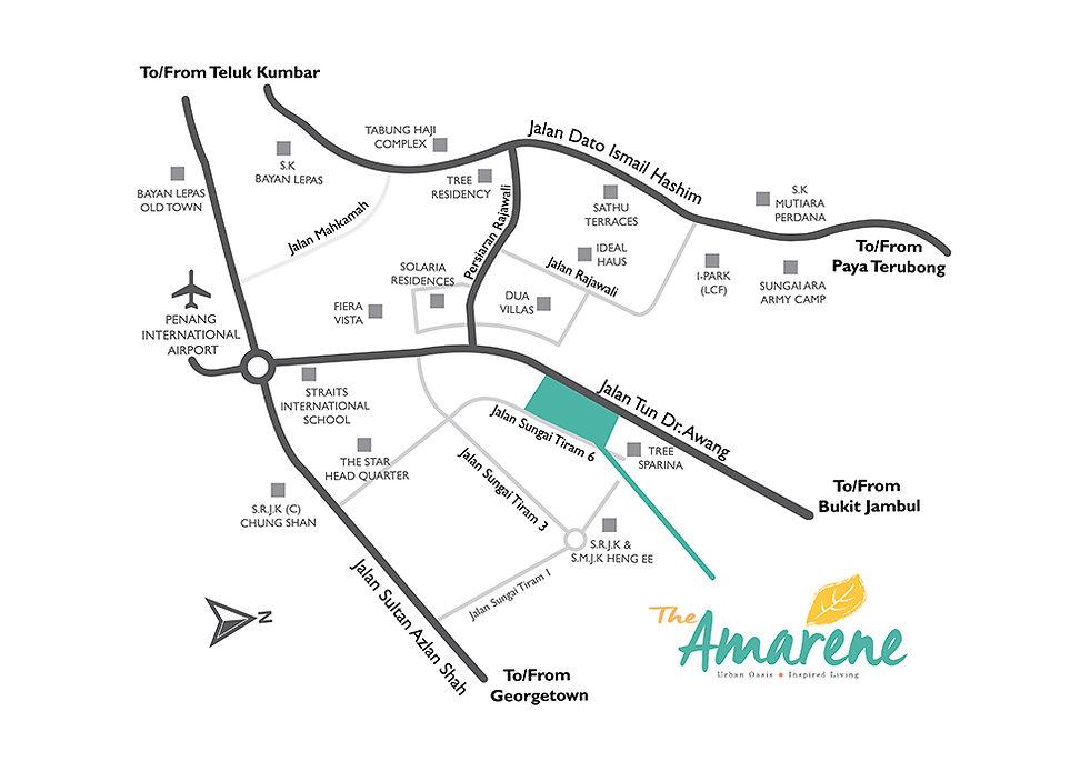 The Amarene @ Bayan Lepas, Penang