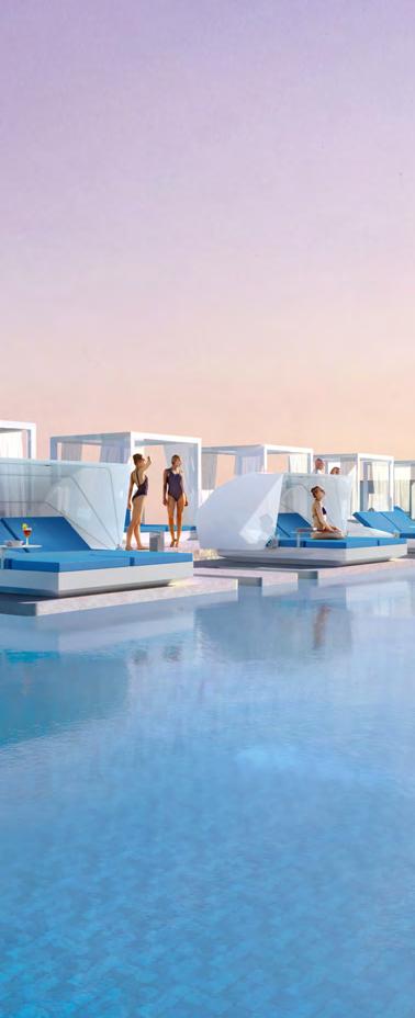 360° Santorini Sky Pool
