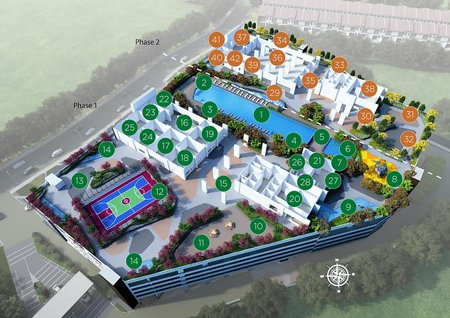 Aston Acacia Facilities Plan