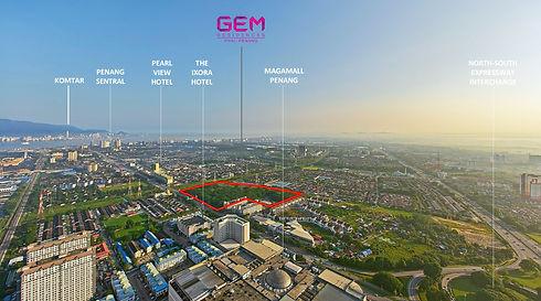 GEM Residences Sales Kit - Coral & Ruby