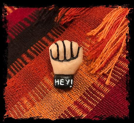 Tiny Fist Pin
