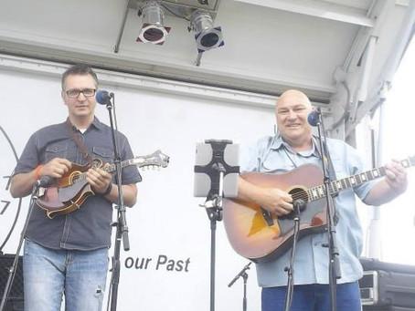 Nehemiah - Bluegrass Gospel with a Twist