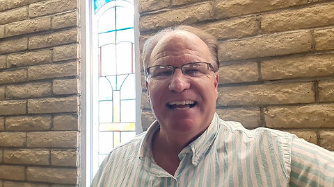 Welcome From Pastor Dave