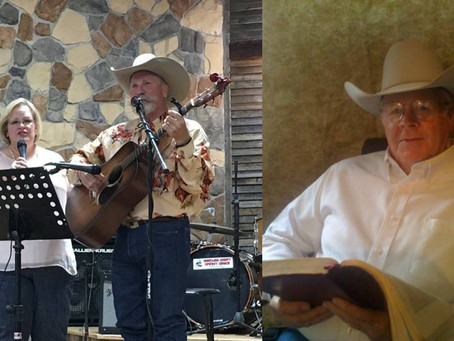 Tent Revival with Jeff Gore and Steve Cody