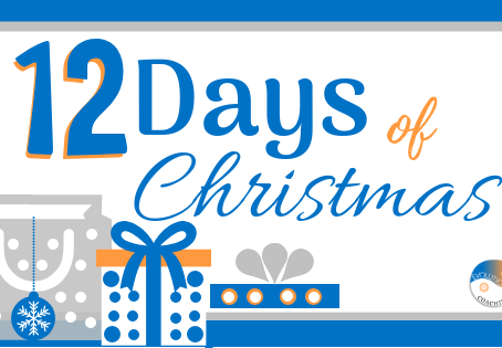 The 12 Days of Christmas Goal Setting