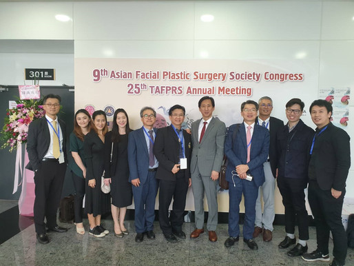9th Asian Facial Plastic Surgery Society Congress 25th TAFPRS Annual Metting