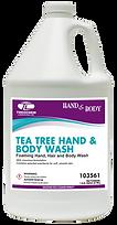 103560 Tea Tree Hand & Body Wash 1 Gallo