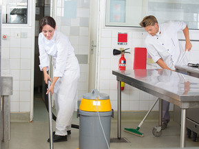 The Best 5-Step Process to Clean & Sanitize Your Kitchen