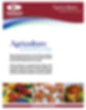 Food Processing Brochure