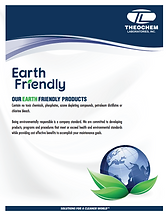 Earth Friendly Brochure