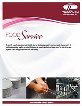 Food Service Brochure