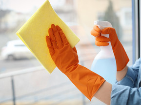 Glass Cleaning & What You Need to Know!