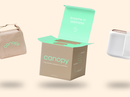 Self-Care Is In The Air With Canopy's Humidifier