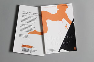 Judging A Book By Its Cover, We'd Read This Copy of 'A Clockwork Orange'