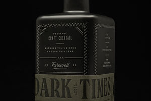 A Drink Is In Order Thanks To Dark Times